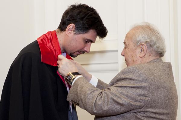 Петр Козорезенко. На Президиуме в РАХ.13.11.2012