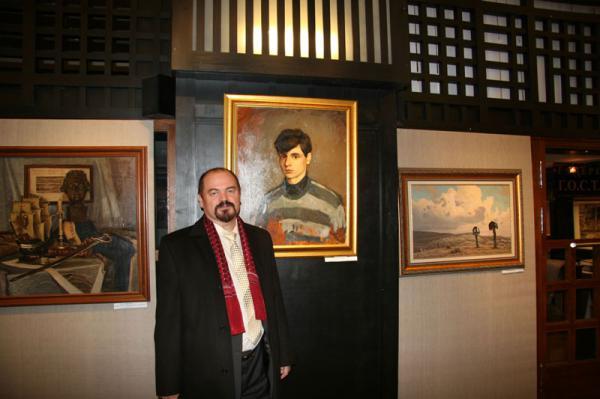 Петр Козорезенко. Артефак. 2010г.