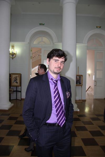 Петр Козорезенко. Март 2010 год