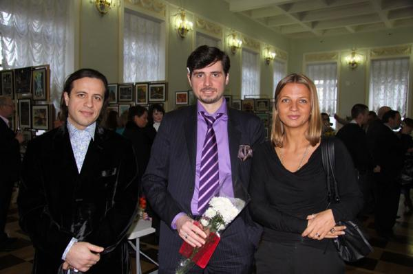 Петр Козорезенко. Поздравления друзей