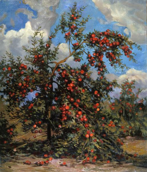 Петр Козорезенко. Яблочная пора.