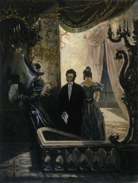 Петр Козорезенко. Пушкин и Натали.